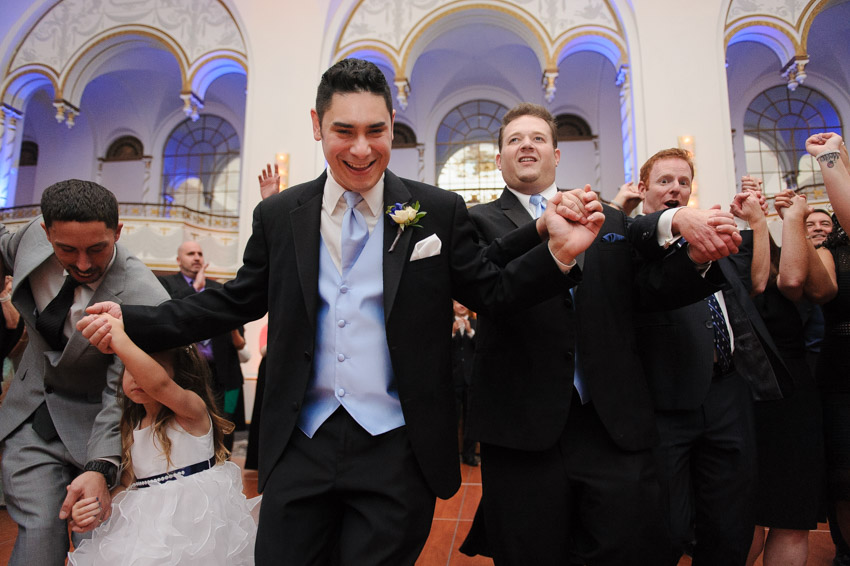 Boston Park Plaza gay Jewish wedding