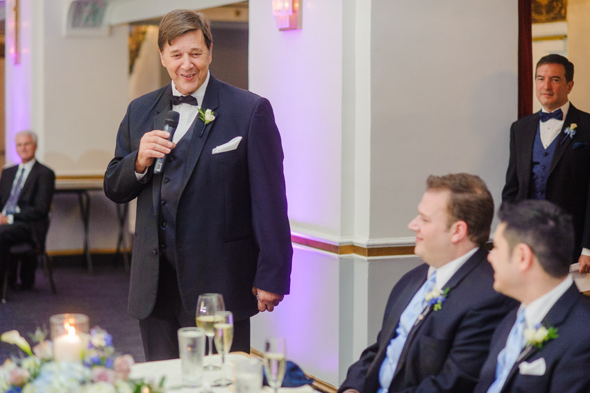 Boston Park Plaza gay wedding speech