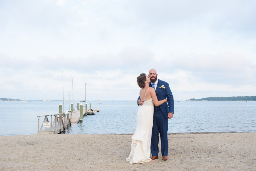 beach summer wedding Shining Tides
