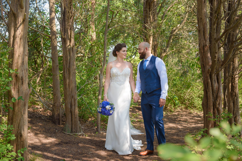 outdoor wedding Shining Tides