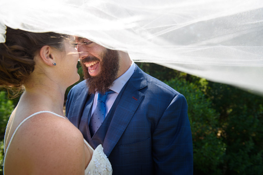 long veil wedding